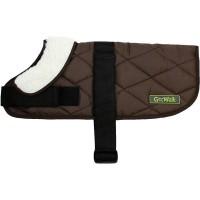 Go Walk Quilted Coat (Brown)