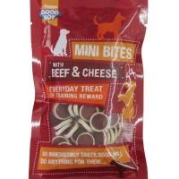 Good Boy Beef and Cheese Mini Bites Treats 70g