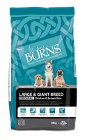 Burns Original Chicken Large and Giant Breed