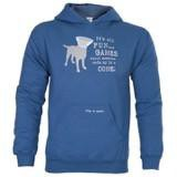 Dog Is Good Fun and Games Unisex Hoodie