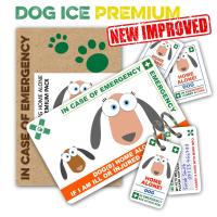 Dog PetICE Premium Pack