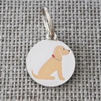 Sweet William Cocker Spaniel Dog Tag