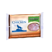 Natures Menu Just Chicken Mince Portions 400g