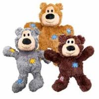 KONG Wild Knots Bear Plush Toy