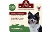 Millies Wolfheart Countryside Wet Food 395g
