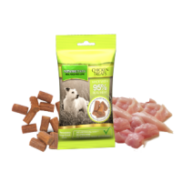Natures Menu Real Meaty Treats with Chicken 60g