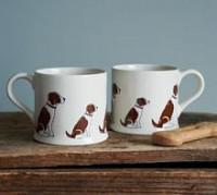 Mischievous Mutts Springer Spaniel Mug