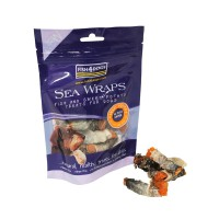 Fish4Dogs Sea Wraps Sweet Potato 100g
