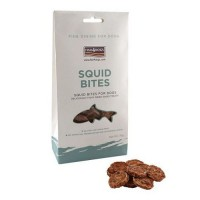 Fish4Dogs Squid Bite Treats 75g